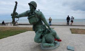 D-Day Stranden bezoeken