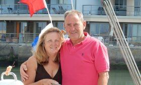 Verjaardag, Braderie, Lunch en Stranddag in Deauville