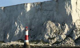 Van Brighton naar Dover